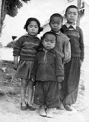 Дети Ким Ен Дина от второго брака