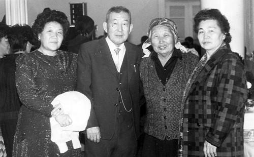 Юбилей Хан Ге Сун