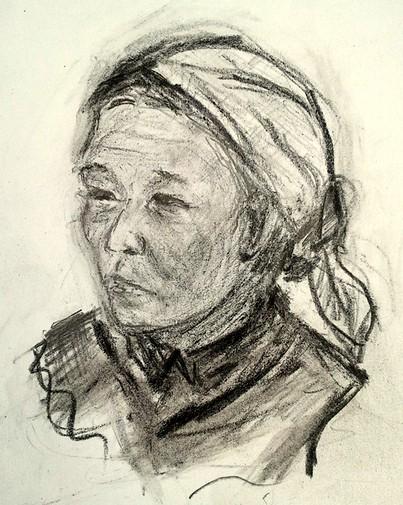 Бабушка Мё Хян